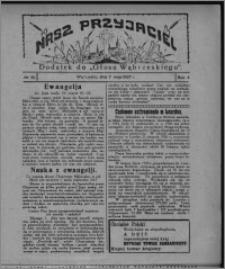 """Nasz Przyjaciel : dodatek do """"Głosu Wąbrzeskiego"""" 1927.05.07, R. 4, nr 19"""