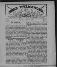 """Nasz Przyjaciel : dodatek do """"Głosu Wąbrzeskiego"""" 1927.05.14, R. 4, nr 20"""