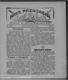 """Nasz Przyjaciel : dodatek do """"Głosu Wąbrzeskiego"""" 1927.06.25, R. 4, nr 29 [i.e. 26]"""