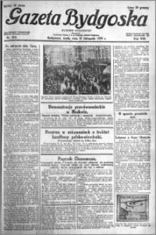Gazeta Bydgoska 1929.11.27 R.8 nr 274