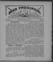 """Nasz Przyjaciel : dodatek do """"Głosu Wąbrzeskiego"""" 1927.07.02, R. 4, nr 27"""