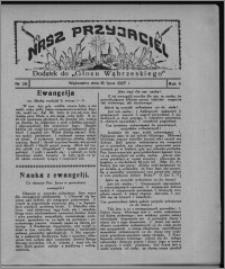"""Nasz Przyjaciel : dodatek do """"Głosu Wąbrzeskiego"""" 1927.07.16, R. 4, nr 29"""