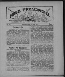 """Nasz Przyjaciel : dodatek do """"Głosu Wąbrzeskiego"""" 1927.07.23, R. 4, nr 30"""