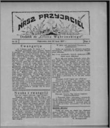 """Nasz Przyjaciel : dodatek do """"Głosu Wąbrzeskiego"""" 1927.07.30, nr 31"""