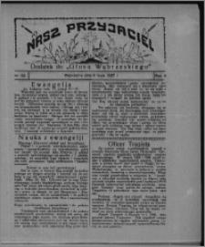 """Nasz Przyjaciel : dodatek do """"Głosu Wąbrzeskiego"""" 1927.08.06, R. 4, nr 32"""