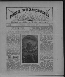 """Nasz Przyjaciel : dodatek do """"Głosu Wąbrzeskiego"""" 1927.08.13, R. 4, nr 33"""