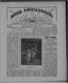 """Nasz Przyjaciel : dodatek do """"Głosu Wąbrzeskiego"""" 1927.08.27, R. 4, nr 35"""