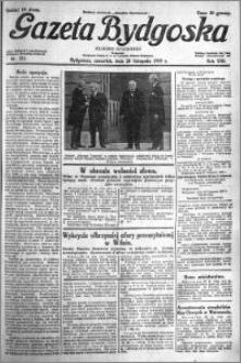 Gazeta Bydgoska 1929.11.28 R.8 nr 275