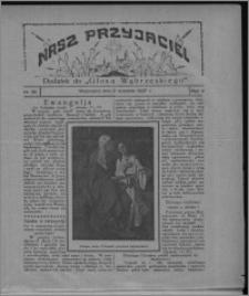 """Nasz Przyjaciel : dodatek do """"Głosu Wąbrzeskiego"""" 1927.09.03, R. 4, nr 36"""