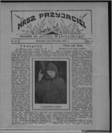 """Nasz Przyjaciel : dodatek do """"Głosu Wąbrzeskiego"""" 1927.09.10, R. 4, nr 37"""