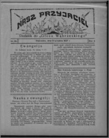 """Nasz Przyjaciel : dodatek do """"Głosu Wąbrzeskiego"""" 1927.09.24, R. 4, nr 39"""