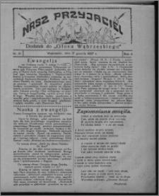 """Nasz Przyjaciel : dodatek do """"Głosu Wąbrzeskiego"""" 1927.12.17, R. 4, nr 51"""