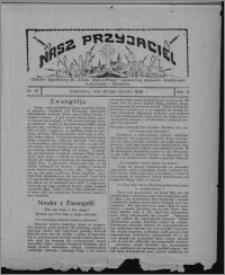 """Nasz Przyjaciel : dodatek tygodniowy """"Głosu Wąbrzeskiego"""" poświęcony sprawom oświatowym, kulturalnym i literackim 1928.10.20, R. 5, nr 41"""