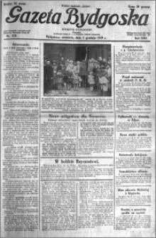 Gazeta Bydgoska 1929.12.01 R.8 nr 278