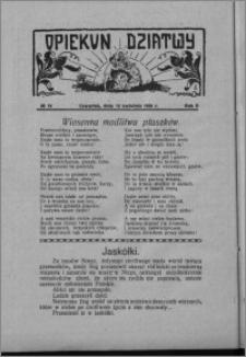Opiekun Dziatwy 1928.04.12, R. 2, nr 15