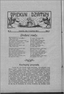 Opiekun Dziatwy 1928.04.19, R. 2, nr 16