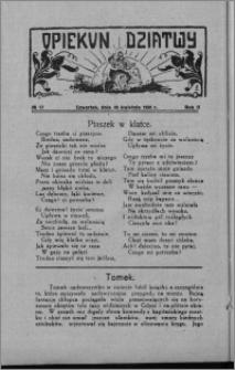 Opiekun Dziatwy 1928.04.26, R. 2, nr 17