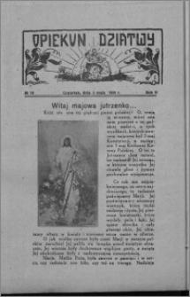 Opiekun Dziatwy 1928.05.03, R. 2, nr 18