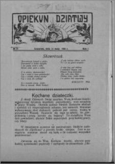 Opiekun Dziatwy 1928.05.24, R. 1 [i.e. 2], nr 21