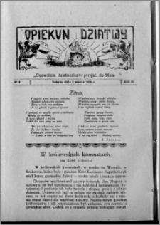 Opiekun Dziatwy 1929.03.02, R. 3, nr 8