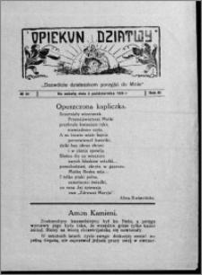 Opiekun Dziatwy 1929.10.05, R. 3, nr 24