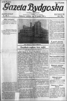 Gazeta Bydgoska 1929.12.22 R.8 nr 296