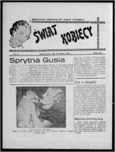 """Świat Kobiecy : bezpłatny dodatek do """"Głosu Pomorza"""" 1938.04.10, R. 20, nr 3"""