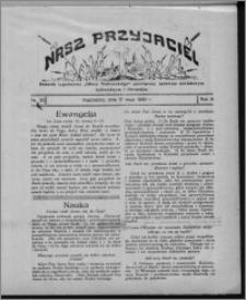 """Nasz Przyjaciel : dodatek tygodniowy """"Głosu Wąbrzeskiego"""" poświęcony sprawom oświatowym, kulturalnym i literackim 1930.05.17, R. 8[!], nr 20"""