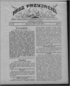 """Nasz Przyjaciel : dodatek tygodniowy """"Głosu Wąbrzeskiego"""" poświęcony sprawom oświatowym, kulturalnym i literackim 1930.07.05, R. 8[!], nr 27"""
