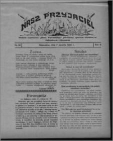 """Nasz Przyjaciel : dodatek tygodniowy """"Głosu Wąbrzeskiego"""" poświęcony sprawom oświatowym, kulturalnym i literackim 1930.08.09, R. 8[!], nr 32"""