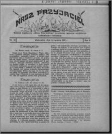 """Nasz Przyjaciel : dodatek tygodniowy """"Głosu Wąbrzeskiego"""" poświęcony sprawom oświatowym, kulturalnym i literackim 1931.04.04, R. 9, nr 14"""
