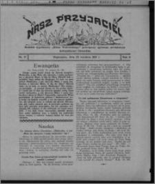 """Nasz Przyjaciel : dodatek tygodniowy """"Głosu Wąbrzeskiego"""" poświęcony sprawom oświatowym, kulturalnym i literackim 1931.04.15, R. 9, nr 17"""