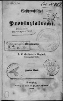 Westpreussisches Provinzialrecht