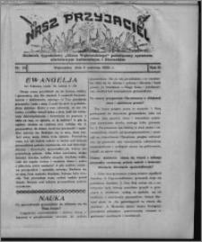 """Nasz Przyjaciel : dodatek tygodniowy """"Głosu Wąbrzeskiego"""" poświęcony sprawom oświatowym, kulturalnym i literackim 1932.06.04, R. 10, nr 24 [i.e. 23]"""