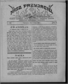 """Nasz Przyjaciel : dodatek tygodniowy """"Głosu Wąbrzeskiego"""" poświęcony sprawom oświatowym, kulturalnym i literackim 1932.07.02, R. 10, nr 28 [i.e. 27]"""