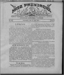 """Nasz Przyjaciel : dodatek tygodniowy """"Głosu Wąbrzeskiego"""" poświęcony sprawom oświatowym, kulturalnym i literackim 1932.07.16, R. 10, nr 30 [i.e. 29]"""