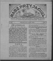 """Nasz Przyjaciel : dodatek tygodniowy """"Głosu Wąbrzeskiego"""" poświęcony sprawom oświatowym, kulturalnym i literackim 1932.12.03, R. 10, nr 50 [i.e. 49]"""