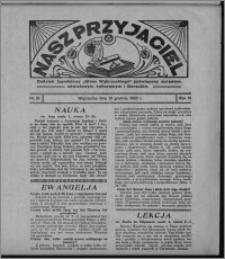 """Nasz Przyjaciel : dodatek tygodniowy """"Głosu Wąbrzeskiego"""" poświęcony sprawom oświatowym, kulturalnym i literackim 1932.12.10, R. 10, nr 51 [i.e. 50]"""