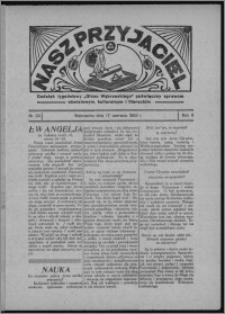 """Nasz Przyjaciel : dodatek tygodniowy """"Głosu Wąbrzeskiego"""" poświęcony sprawom oświatowym, kulturalnym i literackim 1933.06.17, R. 11, nr 24"""