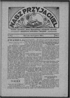 """Nasz Przyjaciel : dodatek tygodniowy """"Głosu Wąbrzeskiego"""" poświęcony sprawom oświatowym, kulturalnym i literackim 1933.12.09, R. 11, nr 50"""