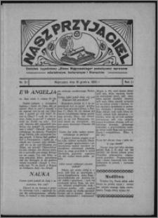"""Nasz Przyjaciel : dodatek tygodniowy """"Głosu Wąbrzeskiego"""" poświęcony sprawom oświatowym, kulturalnym i literackim 1933.12.16, R. 11, nr 51"""