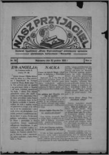 """Nasz Przyjaciel : dodatek tygodniowy """"Głosu Wąbrzeskiego"""" poświęcony sprawom oświatowym, kulturalnym i literackim 1933.12.30, R. 11, nr 53"""