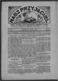 """Nasz Przyjaciel : dodatek tygodniowy """"Głosu Wąbrzeskiego"""" poświęcony sprawom oświatowym, kulturalnym i literackim 1934.02.10, R. 12, nr 6"""