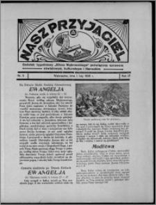 """Nasz Przyjaciel : dodatek tygodniowy """"Głosu Wąbrzeskiego"""" poświęcony sprawom oświatowym, kulturalnym i literackim 1936.02.01, R. 17, nr 5"""