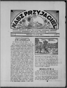 """Nasz Przyjaciel : dodatek tygodniowy """"Głosu Wąbrzeskiego"""" poświęcony sprawom oświatowym, kulturalnym i literackim 1936.02.08, R. 17, nr 6"""