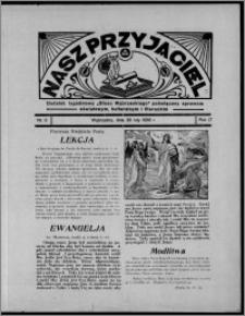 """Nasz Przyjaciel : dodatek tygodniowy """"Głosu Wąbrzeskiego"""" poświęcony sprawom oświatowym, kulturalnym i literackim 1936.02.29, R. 17, nr 9"""