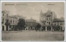 Briesen, Wpr. : Marktplatz