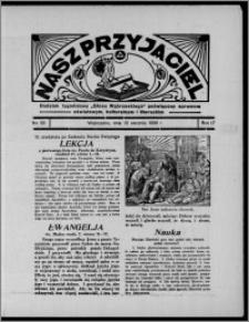 """Nasz Przyjaciel : dodatek tygodniowy """"Głosu Wąbrzeskiego"""" poświęcony sprawom oświatowym, kulturalnym i literackim 1936.08.15, R. 17, nr 33"""