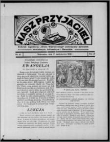 """Nasz Przyjaciel : dodatek tygodniowy """"Głosu Wąbrzeskiego"""" poświęcony sprawom oświatowym, kulturalnym i literackim 1936.10.17, R. 17, nr 42"""