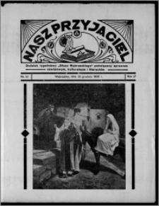 """Nasz Przyjaciel : dodatek tygodniowy """"Głosu Wąbrzeskiego"""" poświęcony sprawom oświatowym, kulturalnym i literackim 1936.12.26, R. 17, nr 52"""